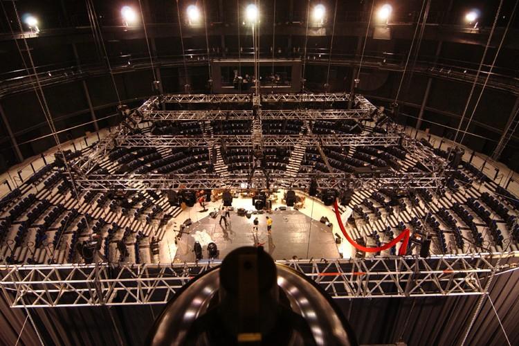 La décroissance des revenus du côté des arts... (Photo: Patrick Sanfaçon, La Presse)