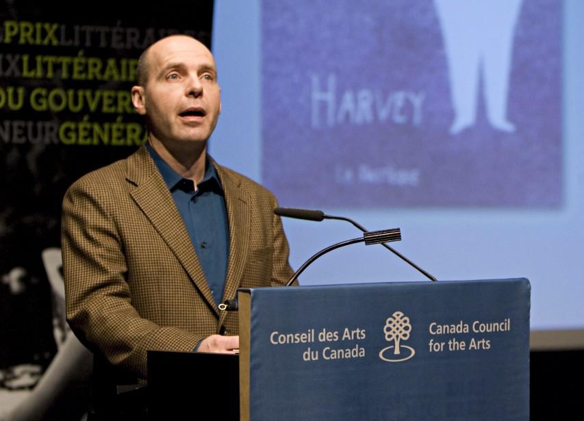 Hervé Bouchard... (Photo La Presse)