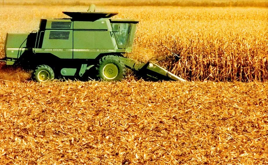 La flambée du prix du blé a donné un coup d'accélérateur... (PHOTO: ARCHIVES AP)
