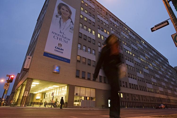 Pour le CHUM, les analyses ne tiennent guère... (Photo: François Roy, La Presse)