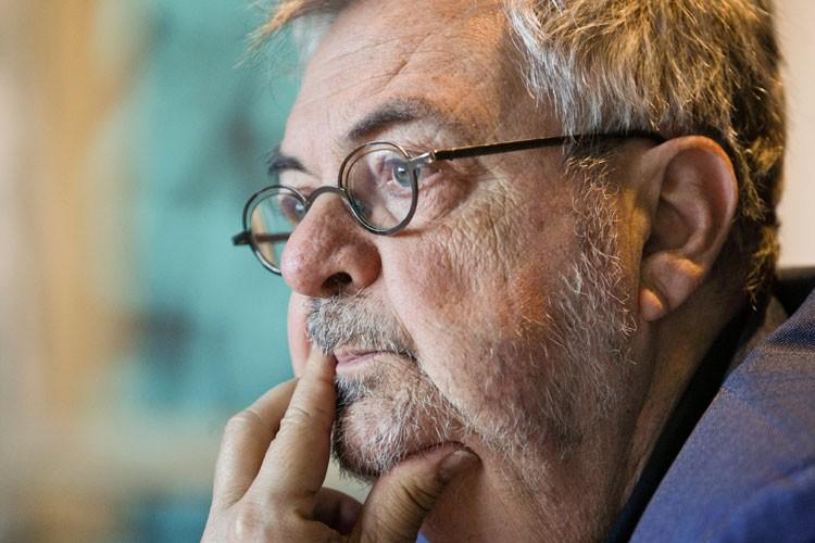Michel Tremblay... (Martin Roy, LeDroit)