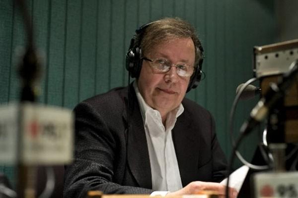 Raymond Archambault... (Photo fournie par Radio-Canada)
