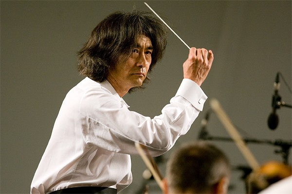 Kent Nagano... (Photo: André Tremblay, archives La Presse)