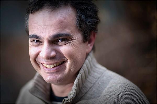 L'auteur Alexandre Jardin... (Photo: André Pichette, La Presse)