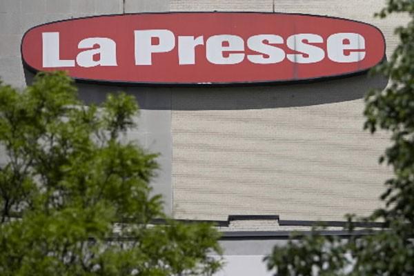 La direction du journal La Presse a maintenant... (Photo: La Presse)