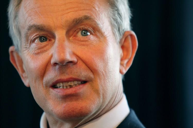 Tony Blair devra témoigner lors de l'enquête publique... (Photo AFP)