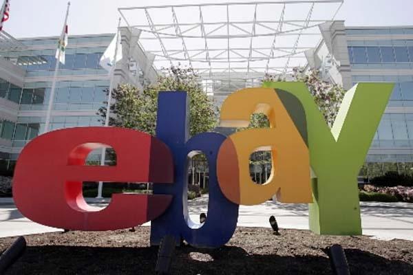 Le groupe de distribution en ligne eBay s'inspire des... (Photo: Paul Sakuma, AP)