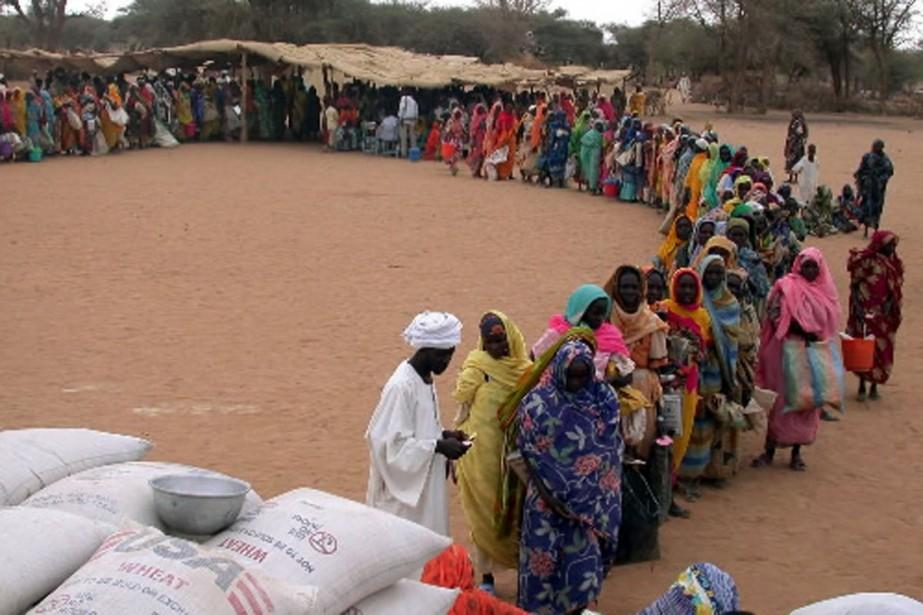 Au Darfour, les enlèvements de personnel humanitaire sont... (Photo: AFP)