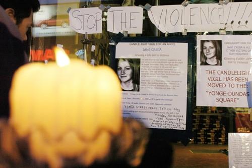 Jane Creba, 15 ans, a trouvé la mort... (Photo: Archives PC)