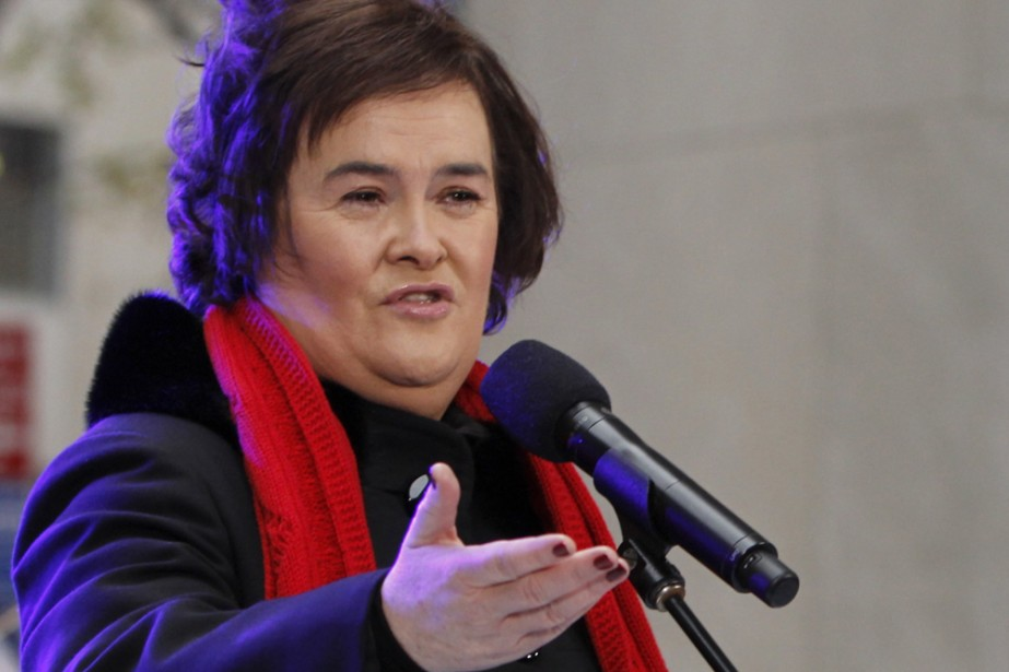 Susan Boyle... (Photo: Reuters)