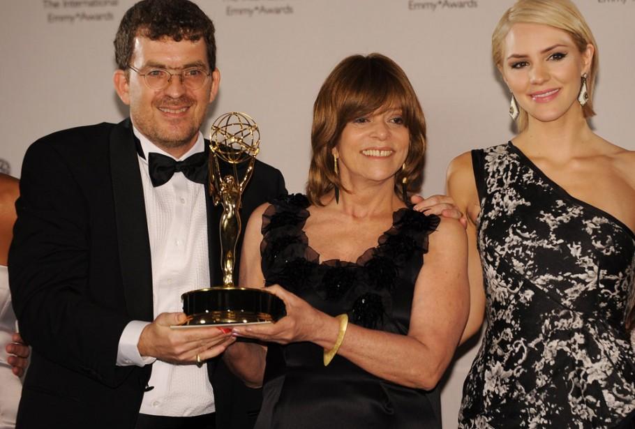 Le prix de la meilleure telenovela a été...