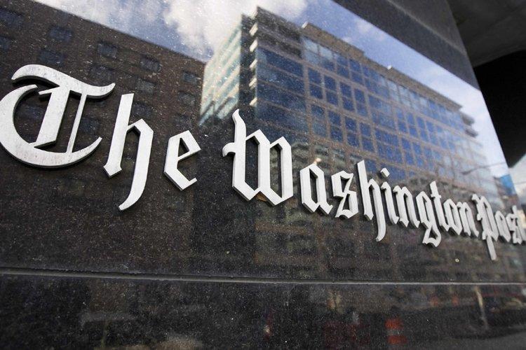 Le groupe Washington Post Co. ( (Photo: AP)