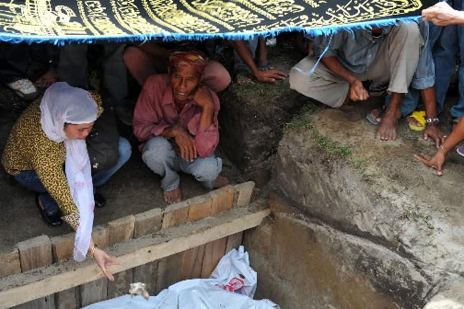 Toutes les victimes du massacre ont été jetées... (Photo: AFP)