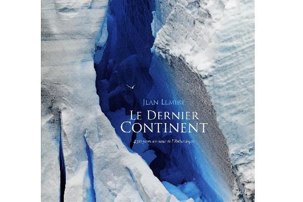 Le livre Le dernier continent, de Jean Lemire... (Photo: La Presse)