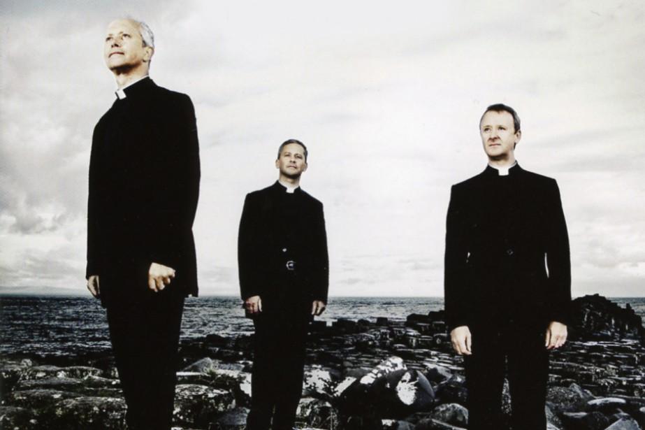 The Priests, les trois prêtres d'Irlande du Nord qui lancent cette semaine leur...