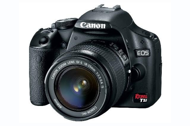 Le Canon Rebel T1l...