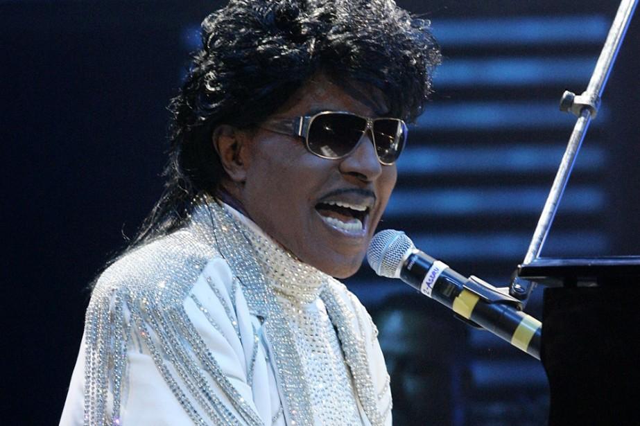 Little Richard photographié en mai 2009.... (Photo: AP)