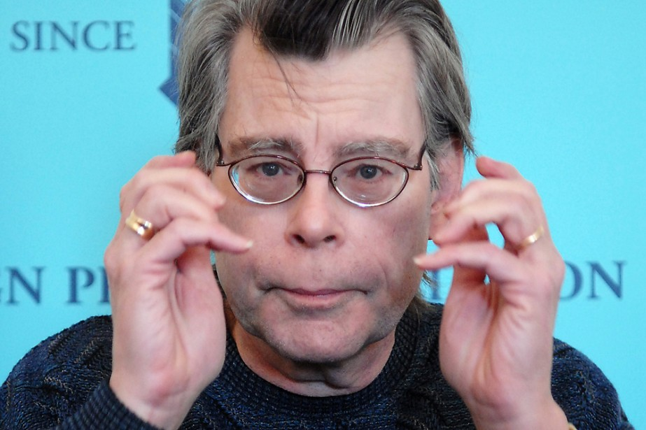 Stephen King photographié en 2006.... (Photo: archives AFP)