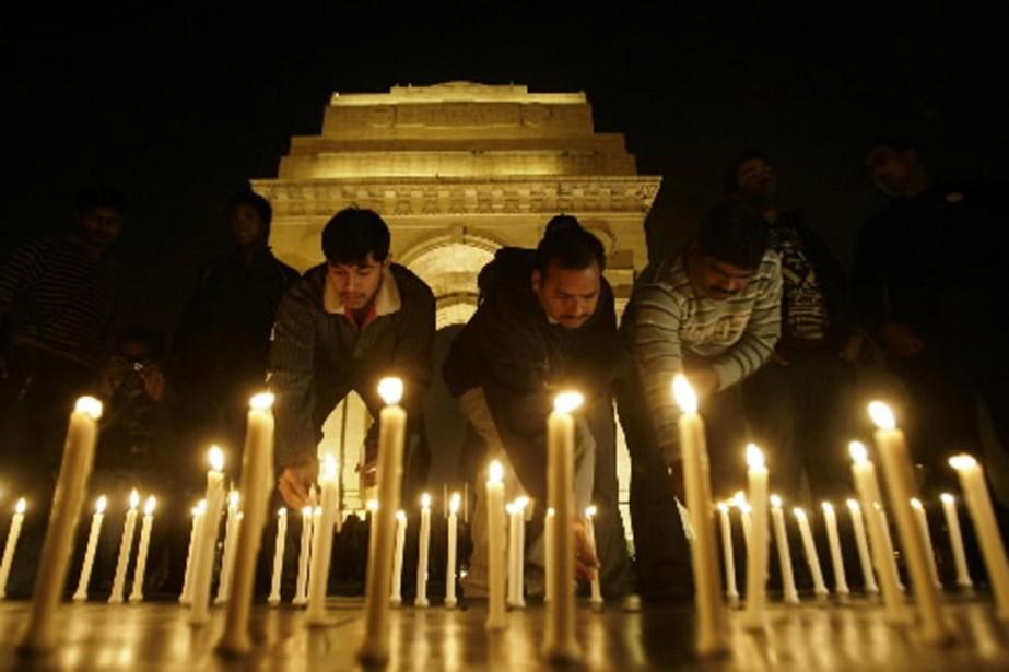 Plusieurs cérémonies ont eu lieu cette semaine à... (Photo: AFP)