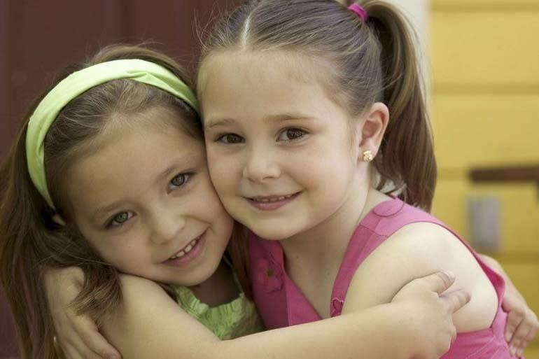 «Qu'un ami véritable est une douce chose!» a... (Photo: Photothèque La Presse)