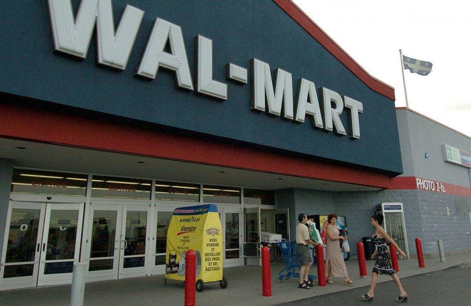 La fermeture du Walmart de Jonquière a été... (Archives, Le Quotidien)