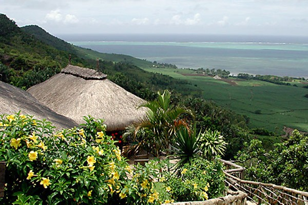 Île Maurice.... (Photo La Presse)