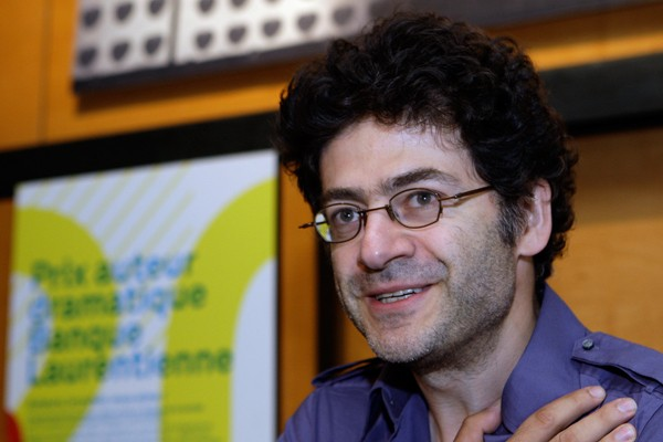 Wajdi Mouawad.... (Photo Robert Mailloux, La Presse)