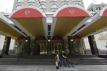 Un hôtel Marriott à Montréal... (Photo: archives La Presse)