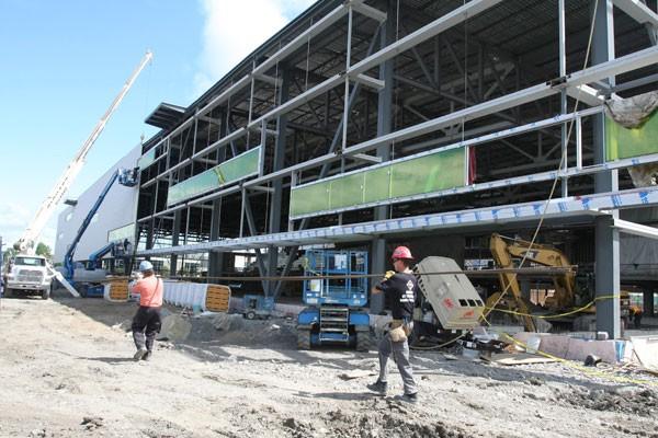 Les infrastructures québécoises bénéficieront d'un rafraichissement majeur pour... (Archives, LeDroit)