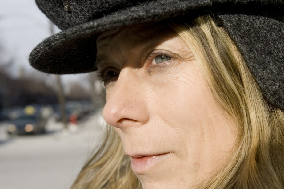 Louise Lecavalier... (Photo: Martin Tremblay, La Presse)