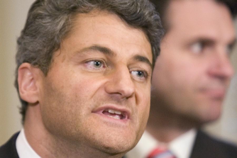 Le chef de l'Action démocratique, Gérard Deltell.... (Photo: PC)