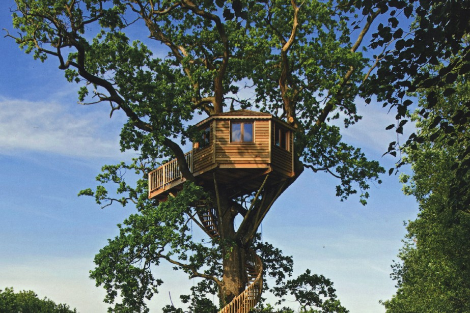 Des h tels dans les arbres partout dans le monde nouvelles for Hotel dans le monde