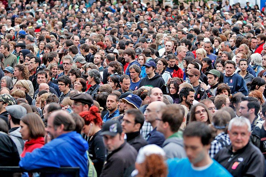 La population du Canada pourrait plus que doubler... (Photo: Laetitia Deconinck, Archives Le Soleil)