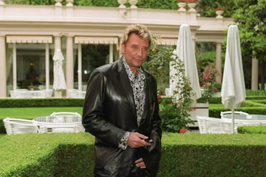 La carri re de johnny hallyday cyberpresse for Jardin 2000 tunisie