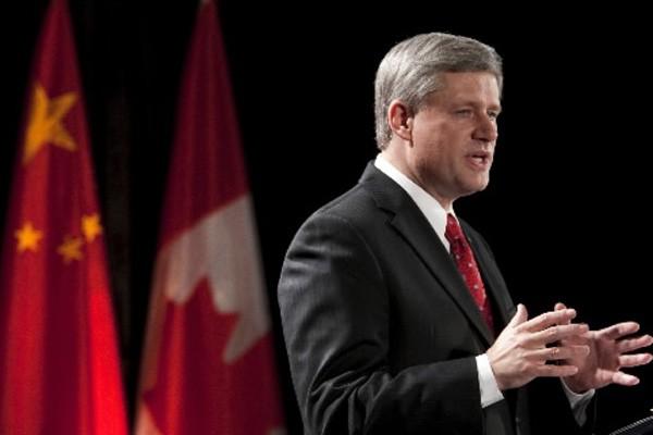 Lentement, mais sûrement, le commerce du Canada avec... (Photo: Sean Kilpatrick, PC)