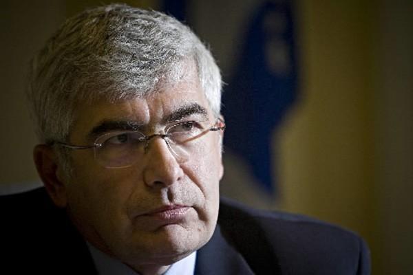 Le ministre du Développement économique, de l'Innovation et... (Photo: Patrick Sanfaçon, La Presse)