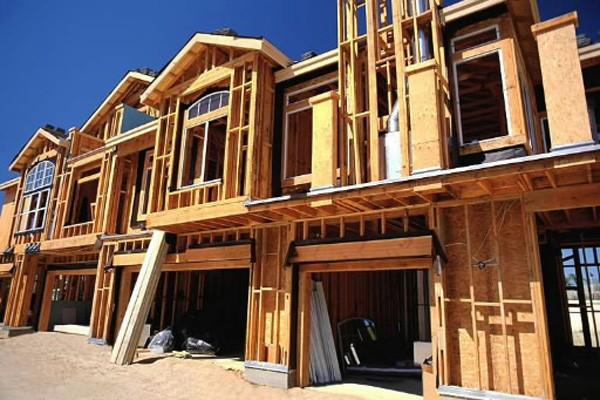L'Indice des prix des logements neufs a progressé... (Photo fournie par la SCHL)