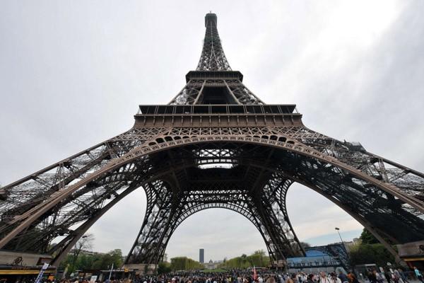 La ville de Paris part en campagne pour décrocher son nom de... (Photo AFP)