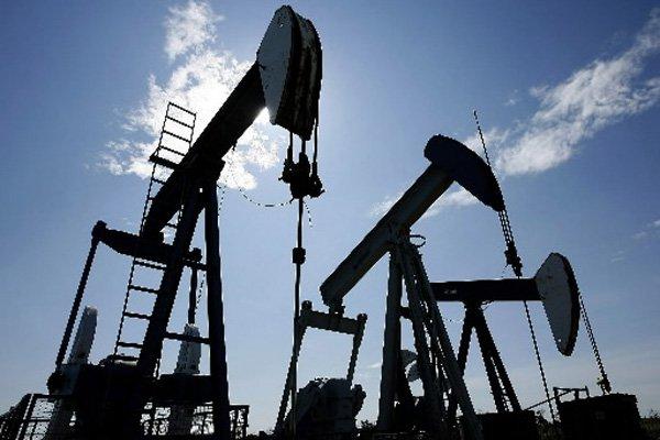 Les prix du pétrole évoluaient en légère hausse... (Photo: Larry McDougal, PC)