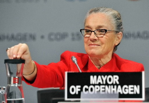 La mairesse de Copenhague a demandé aux hôteliers... (Photo: AFP)