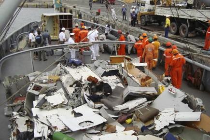 L'analyse des débris de l'AF447 n'a pas encore... (Photo: AP)