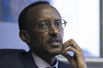 Paul Kagame avait été élu président du pays... (Photo: Ivanoh Demers, La Presse)