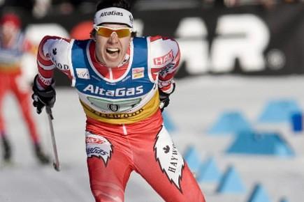 Alex Harvey a terminé 49e des qualifications du sprint 1 km style... (Photo: PC)