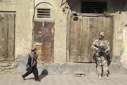 Le secrétaire-général de l'OTAN, Anders Fogh Rasmussen n'a pas... (Photo: CP)