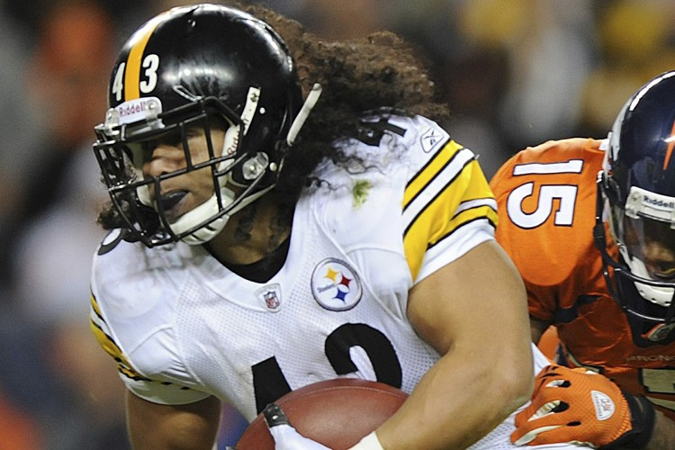 Troy Polamalu... (Photo: AP)