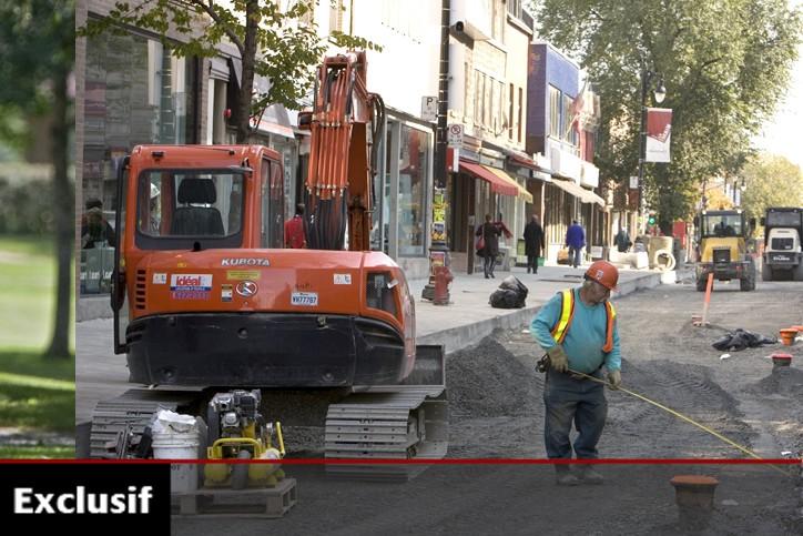Les coupes demandées aux arrondissements de la Ville... (Photo: Alain Roberge, archives La Presse)