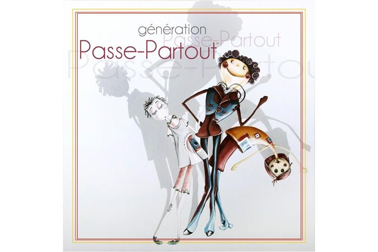 L'album Génération Passe-Partout a été certifié disque d'or cette...