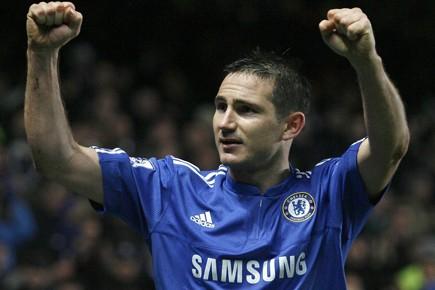 Frank Lampard... (Photo: AFP)