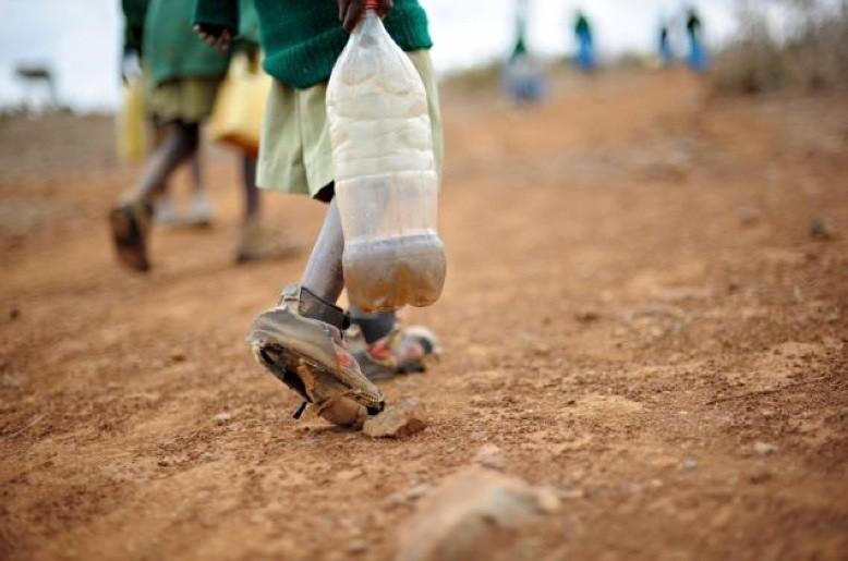 La commissaire de l'Union européenne à l'aide humanitaire a promis... (Photo AFP)
