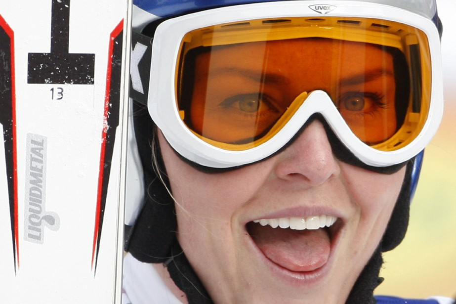 Lindsey Vonn... (Photo: Reuters)